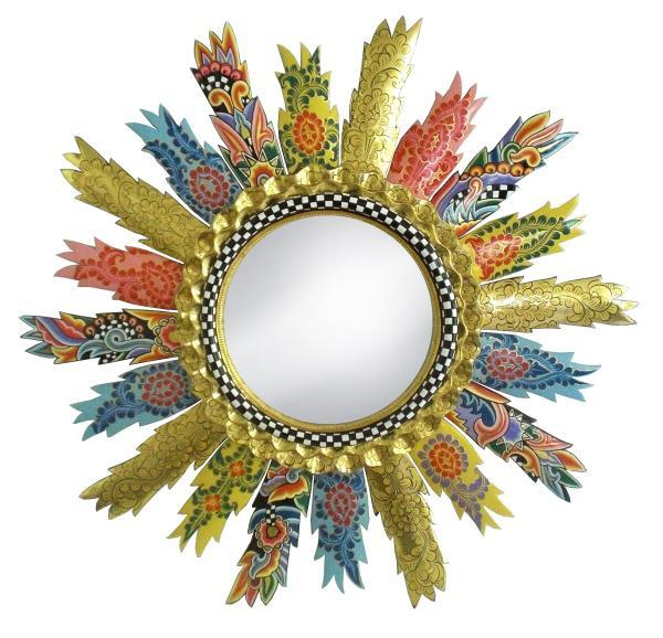 "Mirror ""Sun Versailles"" - Tom's Drag"
