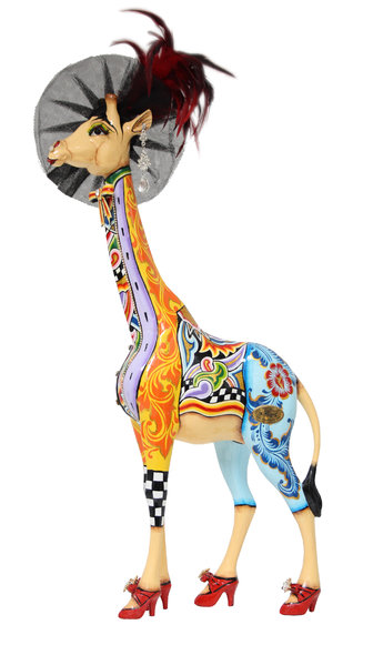 "Giraffe ""Effi"" S - Tom's Drag"