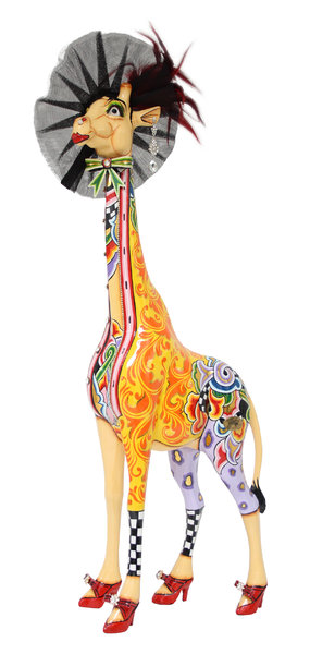 "Giraffe ""Effi"" M - Tom's Drag"