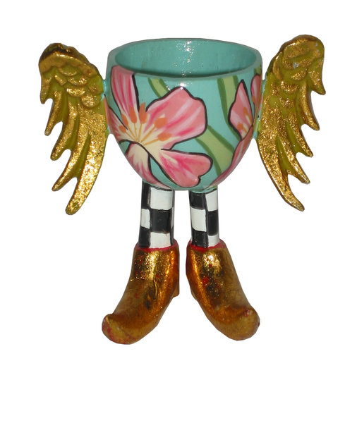 Eggcup turquoise - Set of 3 - Tom's Drag