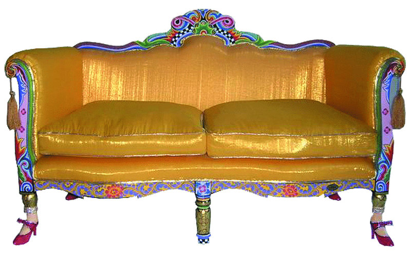 "Sofa ""Versailles"" - Tom's Drag"
