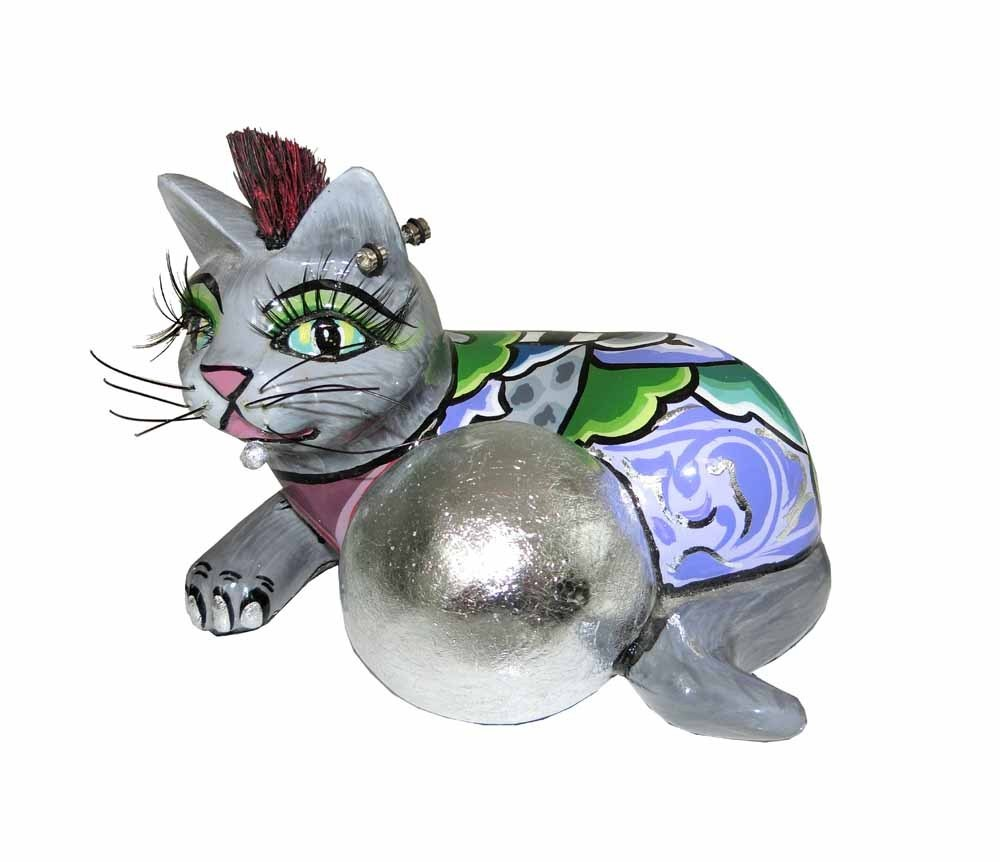 "Katze ""Silverball Cat"" S - Tom's Drag"
