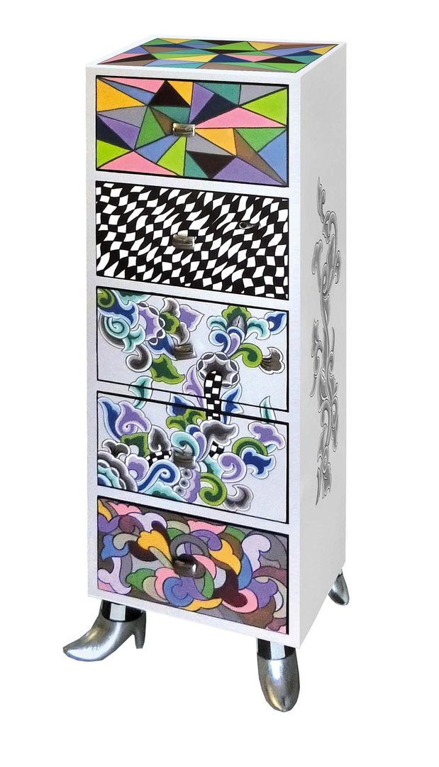 "Chest of Drawers ""Seattle"" - Tom's Drag"