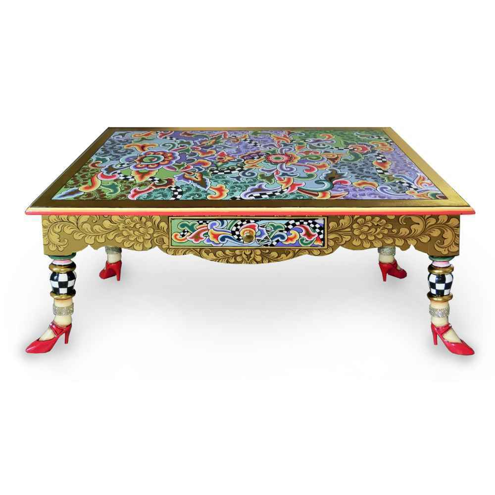 "Coffee table ""Versailles"" - Tom's Drag"